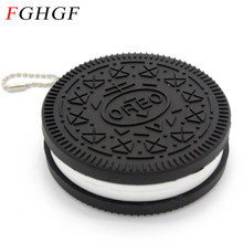 FGHGF biscuit shape USB Flash Drive candy pendrive little mini funny pendrives 8GB/16GB/32GB cookie usb disk free shipping(China)