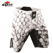 SOTF MMA fight shorts Thai boxing boxing combat uniforms male sports training shorts in the summer  kick boxing shorts shorts