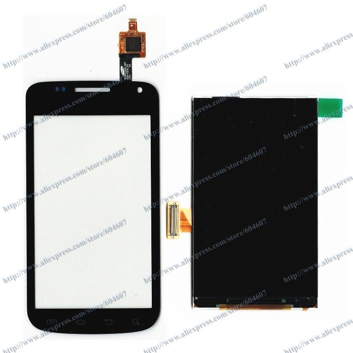 New Black OEM Replace Touch Screen with Digitizer+LCD Display For Samsung Galaxy Exhibit 2 4G T679 SGH-T679 Phone<br><br>Aliexpress