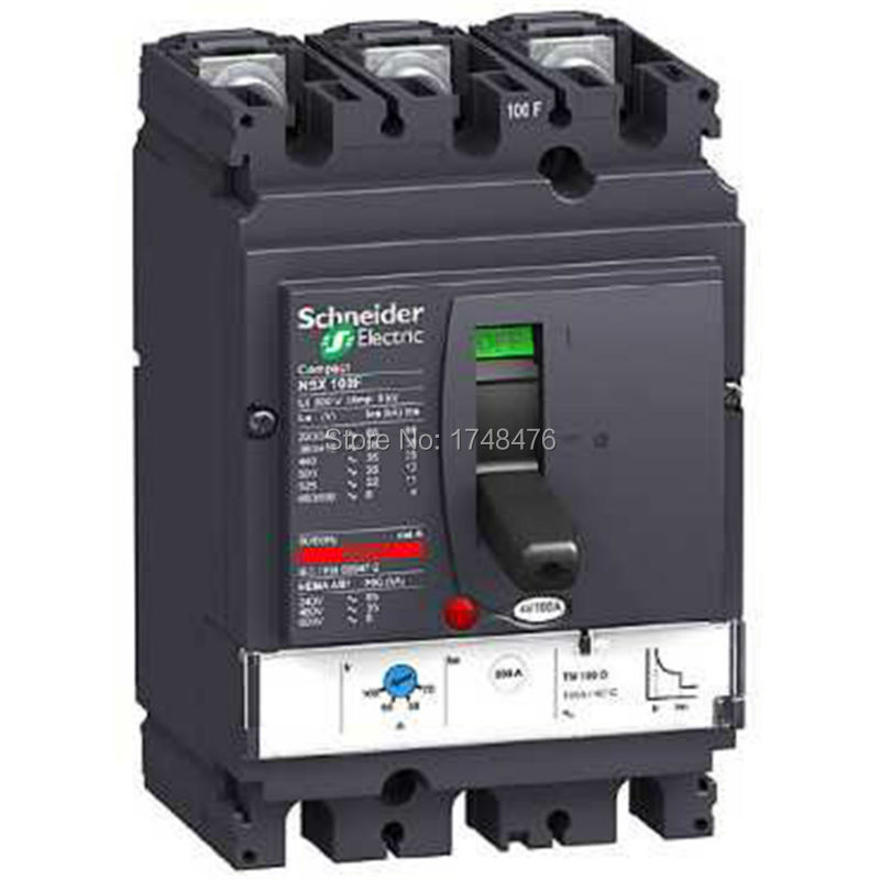 NEW LV429623 circuit breaker Compact NSX100F - TMD - 50A - 3 poles 2d<br><br>Aliexpress