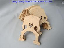 40pcs french style different size cello bridges 4/4,3/4,1/2,1/4 (each 10pcs)(China)