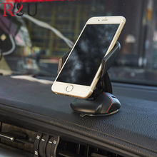 Innovative Universal Windshield Dashboard Mouse Car Phone Stand Holder for iphone 6 6s plus For Samsung Galaxy S6 S7 Edge