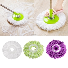 2017 New 360 Degree Microfiber Mops Head Home Clean Tools For Easy Spin Dust Absorbing  may4_35