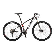 "SAVA DECK700 22 Speed Carbon Fiber T800 Mountain Bike 29"" Ultralight MTB Bicycle Cycle SHIMANO M8000 Derailleur Oil Gas Brake(China)"