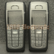 New Full Complete Mobile Phone Housing Cover Case With English or Russian Keypad For Nokia 6230 6230i + Tools