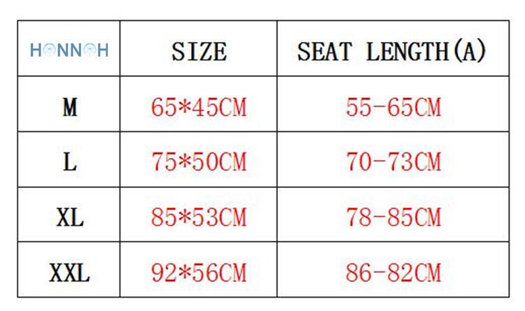 Motorcycle Seat Cover Waterproof Heat Shield Cooling Summber Motorbike Cushion Scooter Accessory M/L/XL/XXL for Honda Ducati KTM