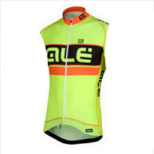 New! ALE Cycling vest Sleeveless jersey bike maillot tour de france summer Bicycle clothes MTB Bike shirts cycling jersey E0602