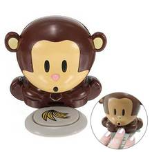 New Coffee Little Monkey Nail Dryer Nail Tools Blowing the Monkey Nail Creative Utility Drier Nail Polish H7JP