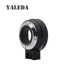 Buy YALEDA Auto Focus EF-EOSM MOUNT Lens Mount Adapter Canon EF EF-S Lens Canon EOS M Mirrorless Camera for $29.75 in AliExpress store