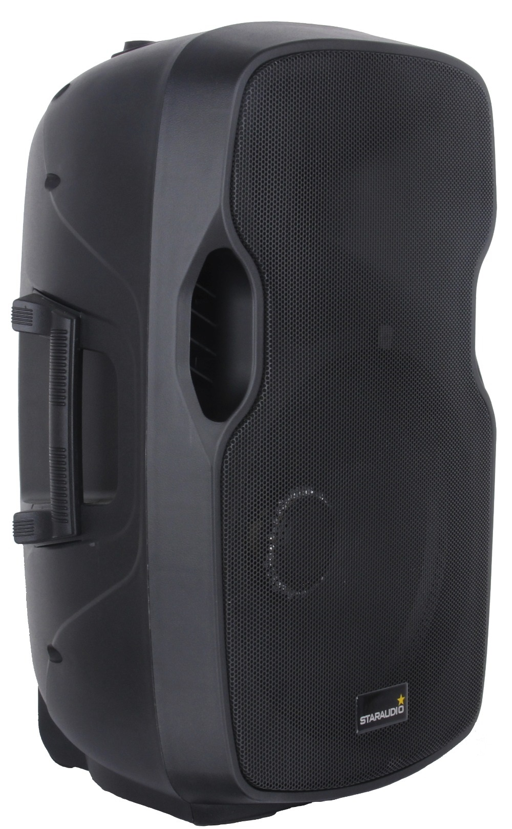 STARAUDIO Pro PA DJ Powered/Active 15″ 2500W Stage Speaker W/ USB SD BT FM LED RGB Light SPW-15RGB