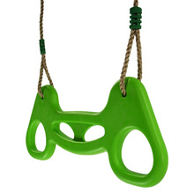 High quality children sport Gymnastical Plastic Rings Swing Outdoor and Indoor Sports Equipment For kids