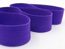 38mm 10 Yards Purple Polyester Band Strap Webbing Belt For DIY Handbag Shoulder Bag Messenger bag Buckles Strapping Accessories