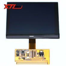 High quality New arrival Free Shipping LCD Display For AUDI A3 A4 A6 S3 S4 S6 VW VDO for VDO LCD cluster dashboard pixel repair