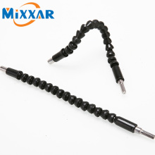 ZK20 Flexible 295mm Shaft Connecting Electric Drill Bits Extension Screwdriver Power Tool Accessories For Computer Furniture