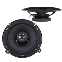 6'' 2-way Coaxial Speaker Car Audio Speaker Vehicle Loudspeaker Paired Automobile Automotive Car HiFi Speaker Set(China)