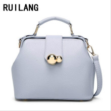 RUILANG 2017 Women Designer Hasp Pearls Tote Bag Socialite Handbag Female Single Shoulder Bag Lady Crossbody Bag Princess Purse(China)