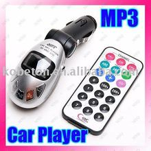 Universal Car Kit Audio MP3 In-Car LCD FM Transmitter Radio Modulator + Remote with USB MMC SD 3.5MM AUX For iPhone Note 3 N9000