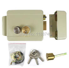 Electric Lock Electronic Door Lock for Video Intercom Doorbell Door Access Control System Video Door Phone