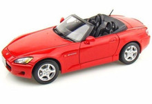 Maisto 1:18 Honda S2000 Diecast Model Car Toy New In Box Free Shipping