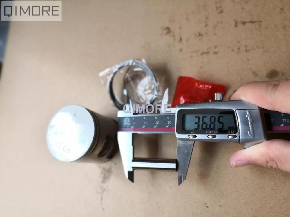 JOG70 Piston Set-10mm 7