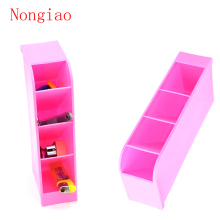 Multi-function Desk Table Drawer Organizer Storage Divider Box Plastic Sundries Storage Box 4 Colors for your choice N02303