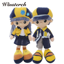 2017 New 1PC Fashion Cute Plush Dolls Cartoon Style Supernova Sale Baby Gifts Dolls&stuffed Toys For Children Plaything WW182