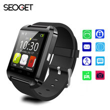 Bluetooth Smart watch Pedometer Message SMS Sync Call reminder Fitness bracelet smart band wristband for IOS Android smartwatch