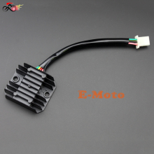 5 Wires Voltage Regulator Rectifier For 139QMB 157QMJ 125cc 150cc Chinese ATV Quad GY6 Scooter