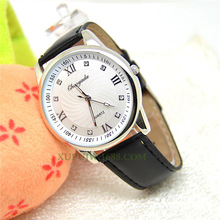 Kids First Watch Child boy girl kids wristwatch Learn To Tell The Time Tutor Teacher Leather Student Quartz Crystal Watch U37