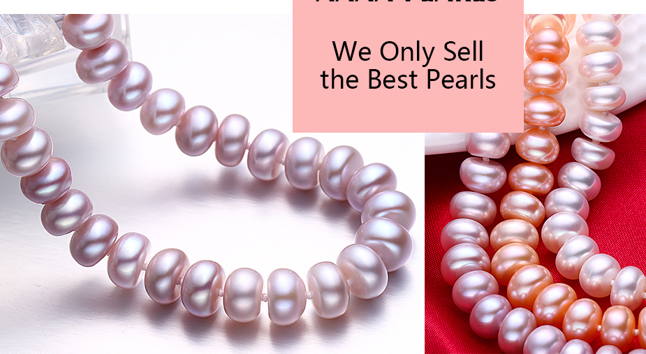 HTB1vyGDednJ8KJjSszdq6yxuFXaO - White Natural Freshwater Pearl Necklace For Women 8-9mm Necklace Beads Jewelry 40cm/45cm/50cm Length Necklace Fashion Jewelry
