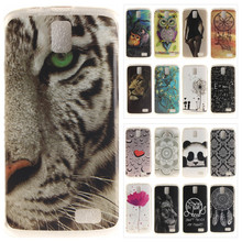 brand IMD TPU Case sFor Capa Lenovo A328 A328T Soft Cell Phone Protective Cases For Fundas Lenovo A 328 Silicone Back Covers