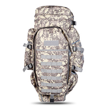 Outlife 60L Outdoor Hiking Backpack Tactical Military Backpack Pack Rucksack for Hunting Shooting Camping Trekking Traveling(China)