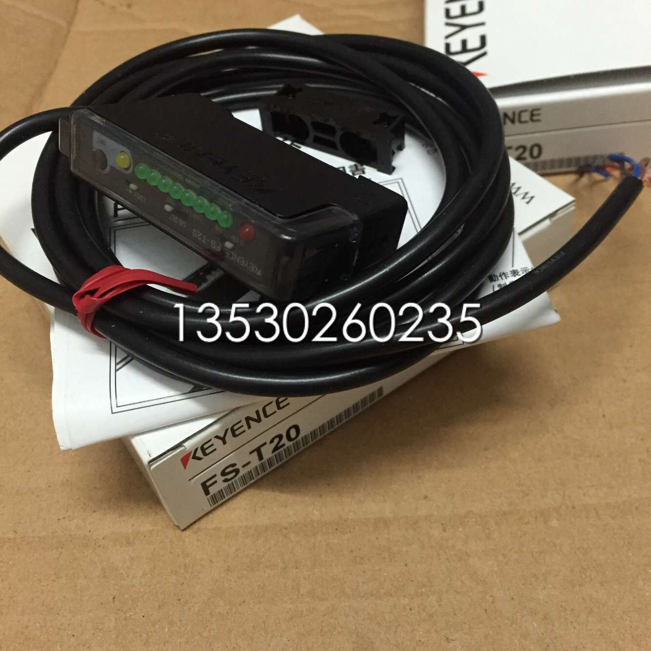 FS-T20  FS-T22  Photoelectric Switch<br>