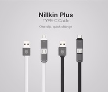 Free shipping Type C and Micro USB Cable 2.1 A Charging sync data Type-C to USB For lg Nexus 5X 6P Letv 1 pro lumia 950 meizu