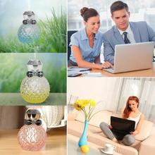 Portable Perfume Bottle USB Humidifier Office Humidifier 100ml Car Humidifier(China)