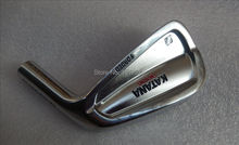 KATANA VOLTIO TM303C Forged carbon steel with CNC cavity golf iron head #4-#P /( 7PCS set )(China)