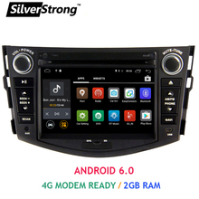 Android6.0 Quad core 2 din Car DVD for Toyota Rav4 RAV 4 Car Radio DVD Player 4G WIFI Bluetooth 4.0 GPS Navigation Radio