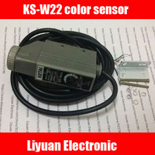 New KS-W22 color sensor /Packaging Machinery Special Sensor / monochrome photoelectric switch