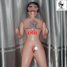 BED KUNGFU Male Sex Doll PVC Male Dolls Pictures 300g Flat Chested Sex Dolls For Women Gay Male Sex Dolls BL061 Free Shipping
