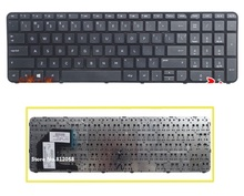 SSEA Brand New US Keyboard for HP Pavilion Sleekbook Ultrabook 15 15-B 15Z-B 15-b000 15-b100 15T-B 15t-b100 15t-b000 laptop