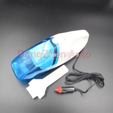 New Mini Powerful 60w Portable Car Vacuum Cleaner Car Dust Collector Cleaning dry wet amphibious 12v(China)