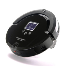 (Shipping From RU,USA and CN) Hot Sales Lowest Noise Intelligent Robot Vacuum Cleaner For Home A320 Free Shipping(China)