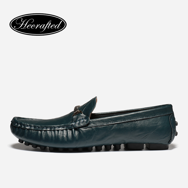 size 35~48 cow split leather men moccasins fashion Hecrafted 2017 comfortable men flats #BG89167<br>