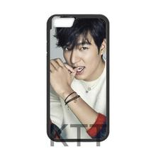Liquidazione Lee Min Ho Tpu Nero cell phone bags case cover for 4S 5C 5S SE 6S 7 Plus IPOD Samsung NOTE IPOD Touch 4 5 HTC SONY