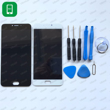 Hacrin for Meizu M3 Note LCD Display+Touch Screen with Tools Glass Panel Digitizer Accessories For Meizu M3 Note M681H L681H