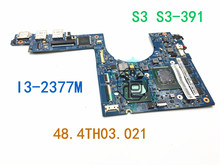 NBM1011005 FOR Acer Aspire S3-391 Motherboard 4Gb RAM i3-2377M 55.4TH01.017 100% perfect work
