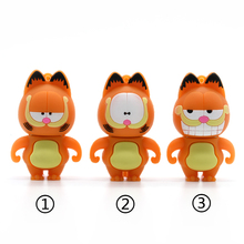 hot Cute Catoon USB Flash 64GB 32GB 4GB 8GB 16 GB Cartoon pen drive Flash Memory Pen Drive Stick memory stick(China)