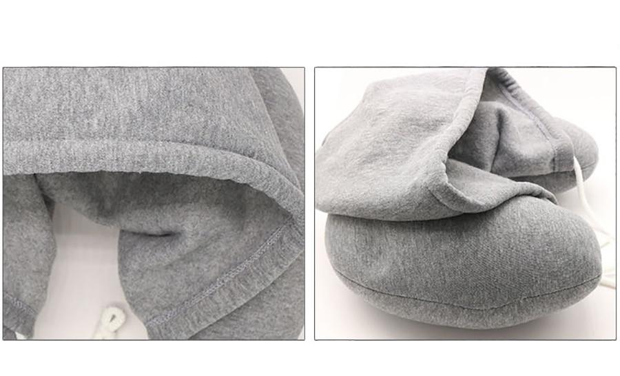 oft Hooded U-pillow Body Neck Pillow
