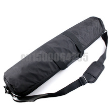 80cm Padded Camera Monopod Tripod Carrying Bag Case For Manfrotto GITZO SLIK Free shipping(China)