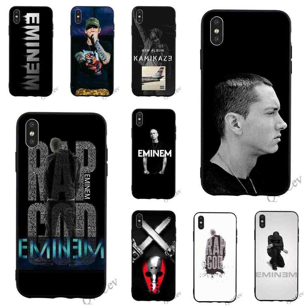 eminem iphone 8 plus case